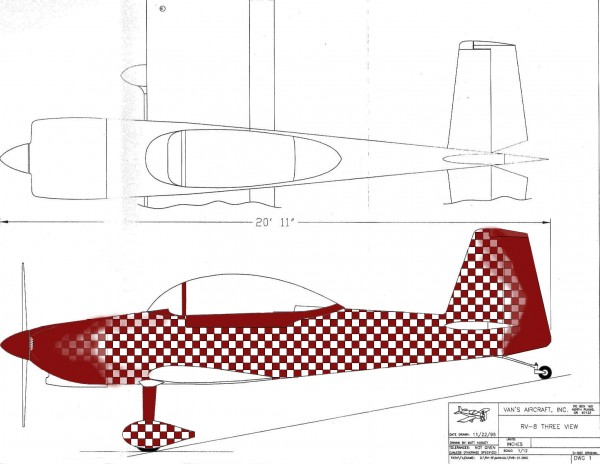 My Potential RV-8 look