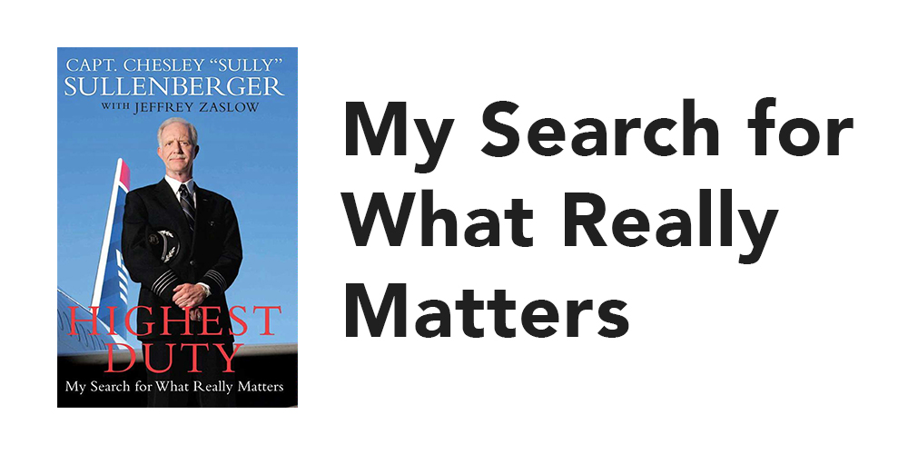 My search for what really matters