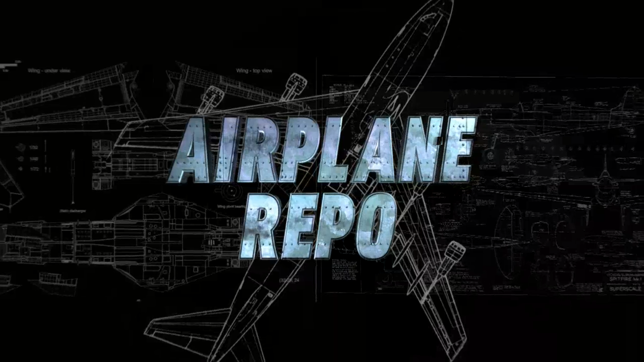is airplane repo fake