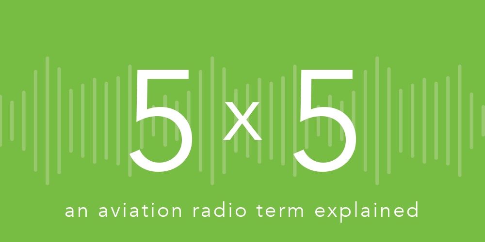five by five radio communication