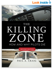 the killing zone why and how pilots die