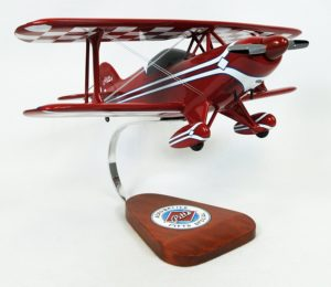 curtis pitts aviat model airplane