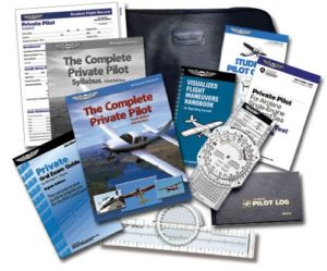 private pilot student kit