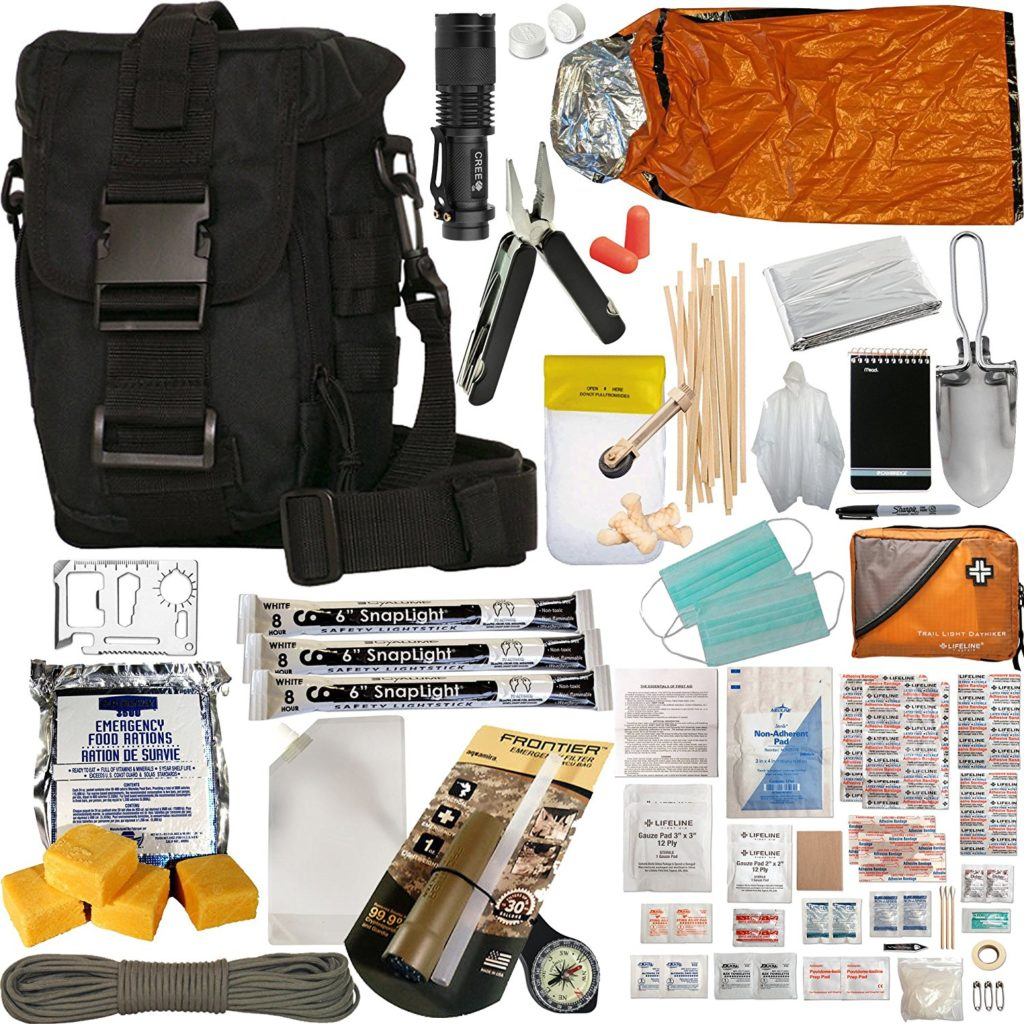 preppers favorite survival kit